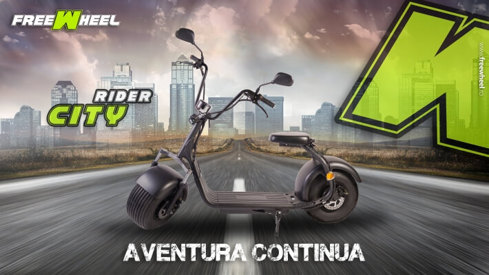 Moped Electric CityRider