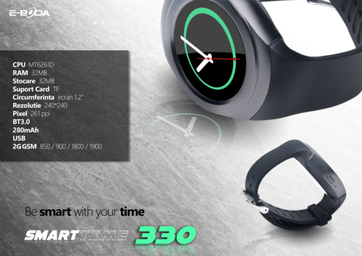 smartwatch smart time 330