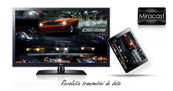 E-Boda Revo R80 - Wireless Display