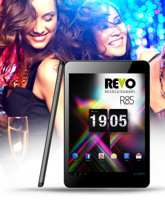 E-Boda Revo R85 - Plina de energie