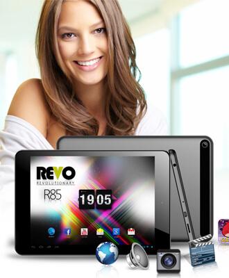 E-Boda Revo R85 - Multimedia oriunde