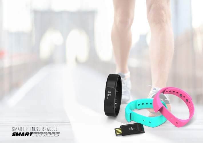 Bratara Bluetooth SmartFitness 101