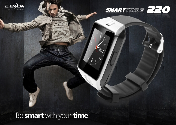 smartwatch smart time 220