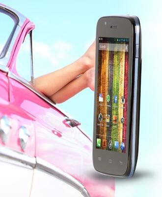 E-Boda Rainbow V40 - Multimedia oriunde